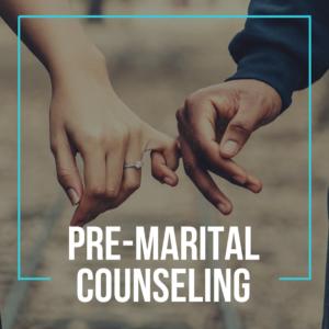 Pre Marital Counselging